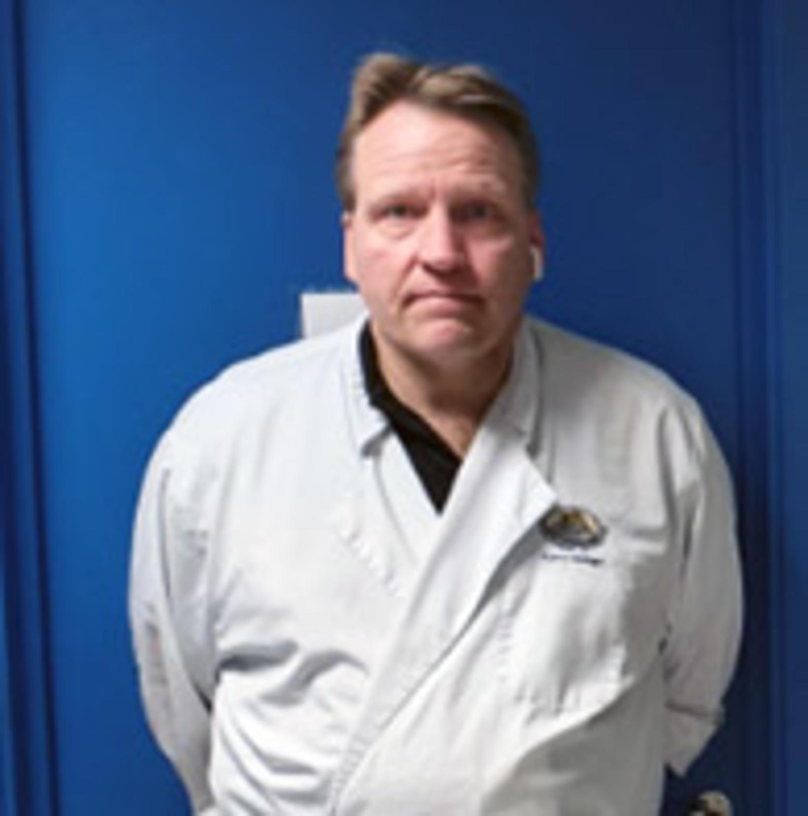 Björn Víkingur Björnsson, framkvæmdastjóri Fjallalambs.