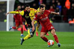 Dejan Lovren hefur ekkiátt fast sæti í byrjunarliði Liverpool undanfarin tvö ár.