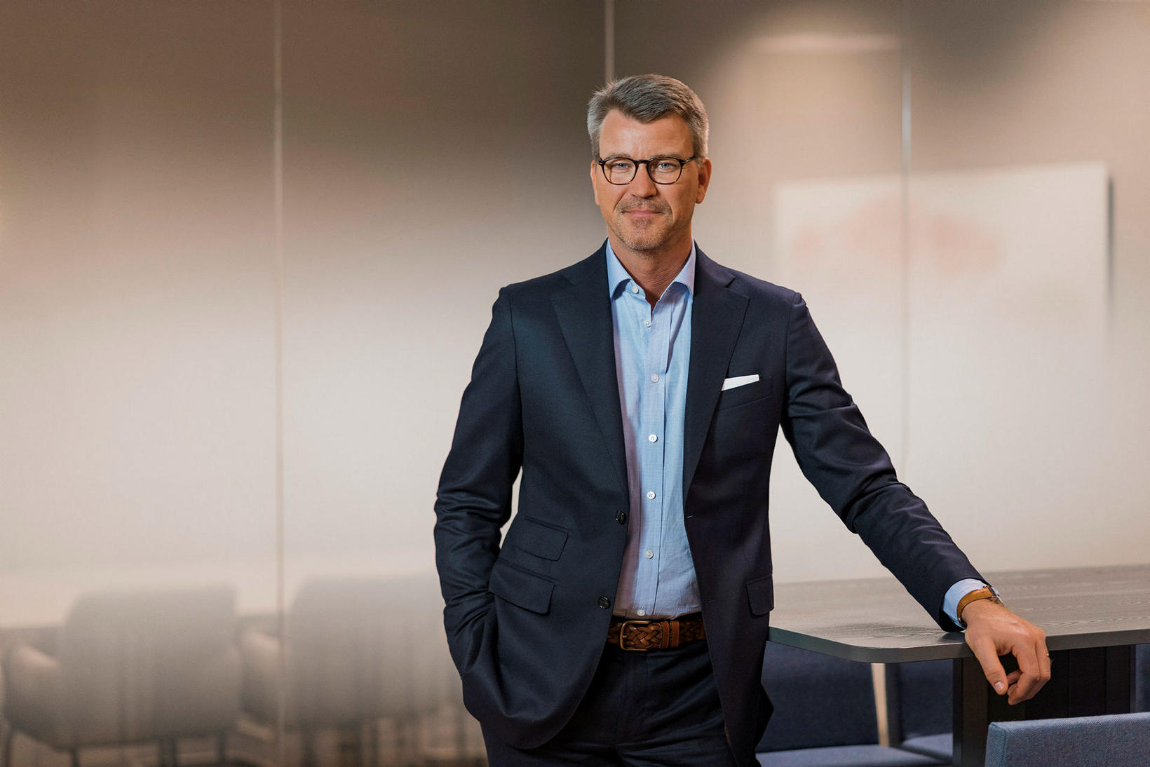Anders Jensen forstjóri NENT group og Viaplay.