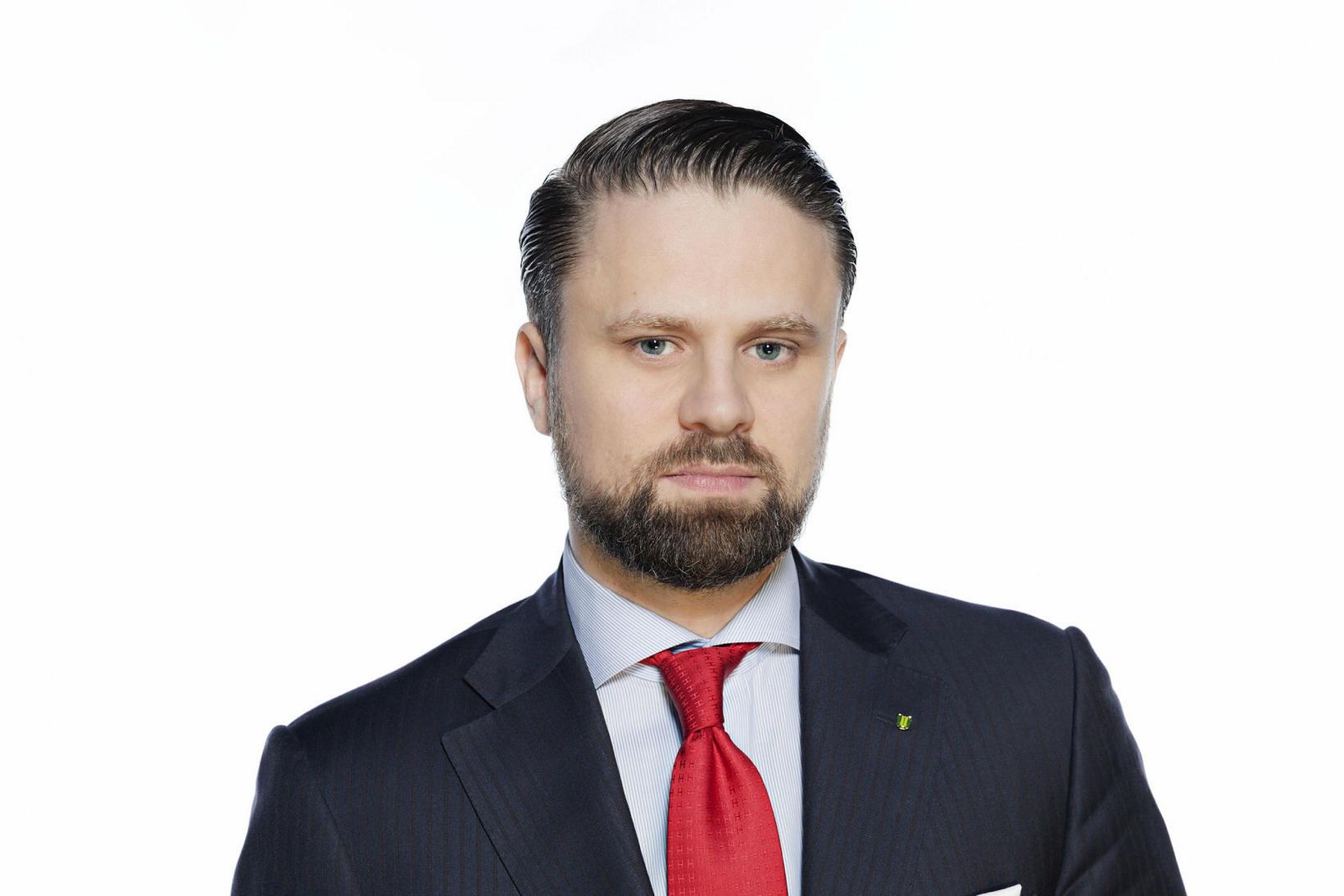 Sævar Þór Jónsson lögmaður rekur lögmannsstofuna Sævar Þór & Partners.