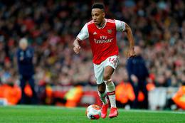 Pierre-Emerick Aubameyang er fyrirliði Arsenal.
