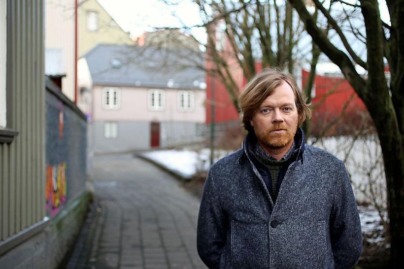 Auðun Freyr Ingvarsson er hættur störfum sem framkvæmdastjóri Félagsbústaða.
