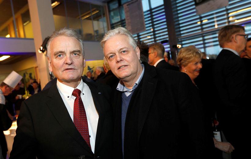 Guðni Ágústsson og Ólafur F. Magnússon.