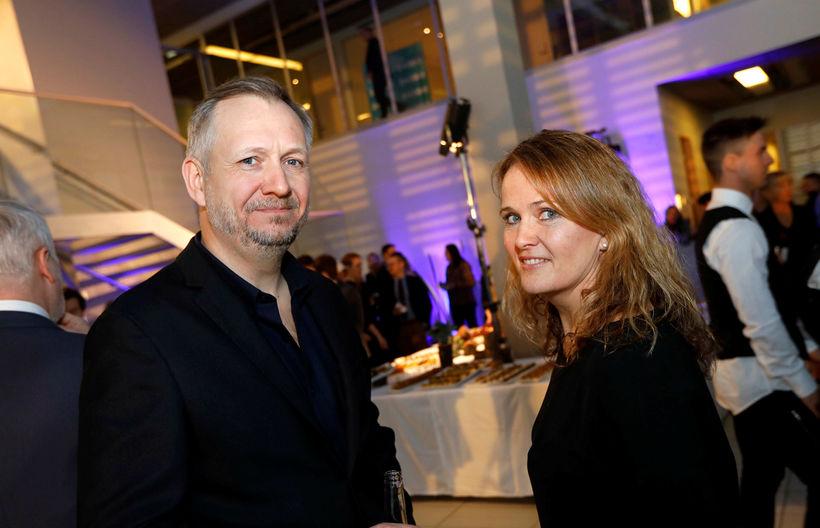 Kristinn Tryggvi Þorleifsson og Elín Þórðardóttir.