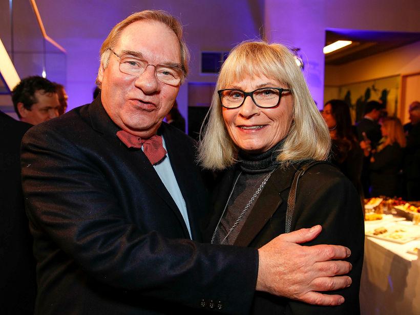Kjartan Gunnarsson og Bessí Jóhannsdóttir.