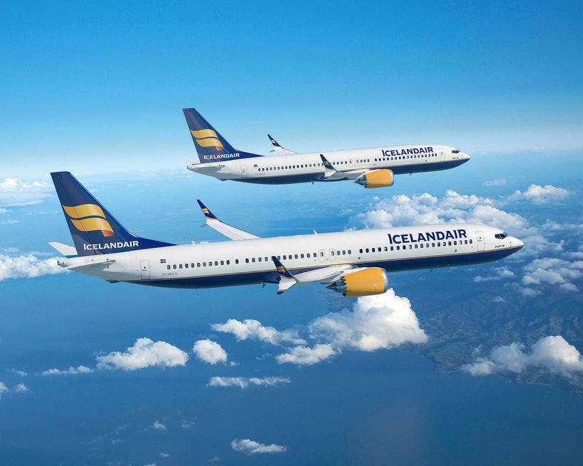 Björgólfur Jóhannson sagði starfi sínu sem forstjóri Icelandair Group lausu ...
