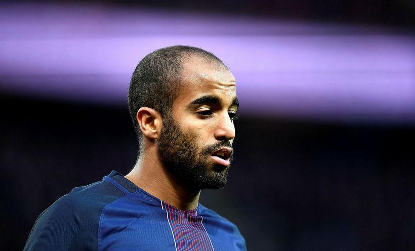 Tottenham hefur keypt brasilíska kantmanninn Lucas Moura af París SG ...