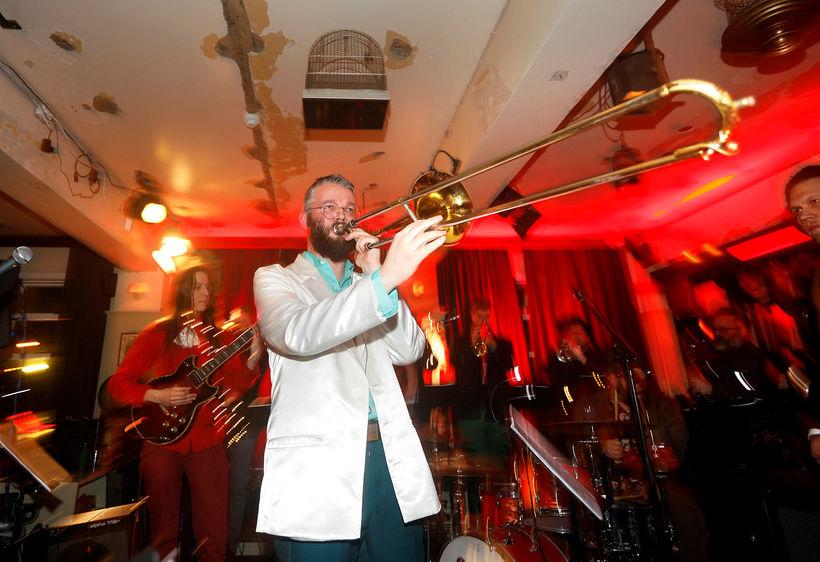 Samúel Jón Samúelsson Big Band is one of the numerous ...