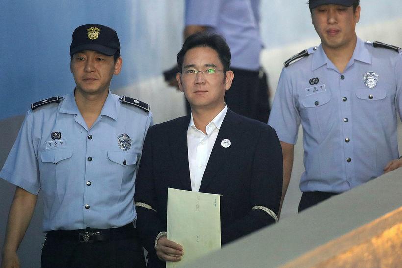 Lee Jae-yong.