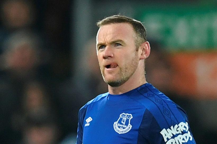 Wayne Rooney er þekktur fyrir að láta eiga við hár ...