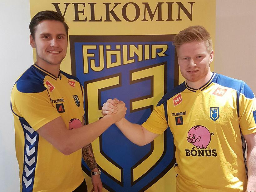 Bergsveinn Ólafsson og Guðmundur Karl Guðmundsson eru komnir aftur til ...