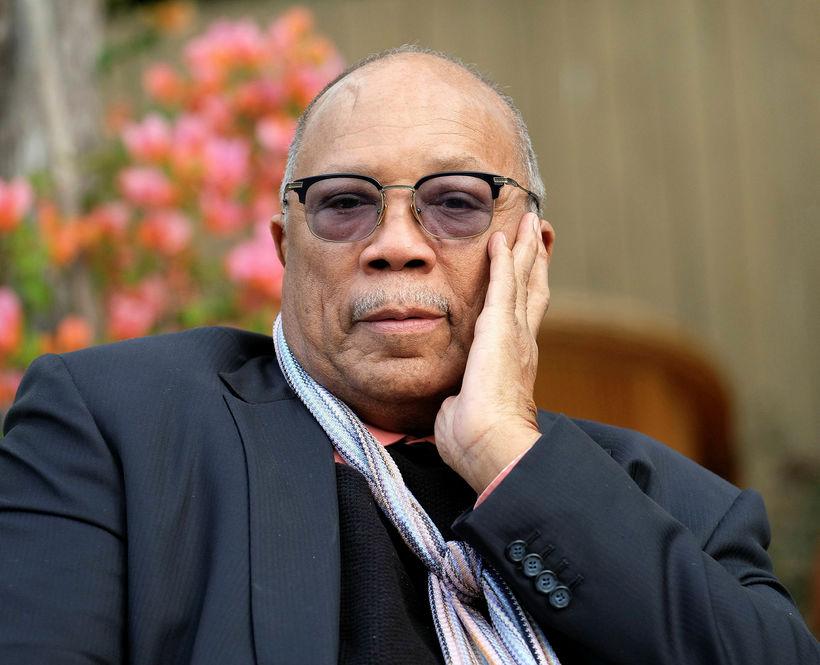 Quincy Jones hefur átt viðburðaríkt líf.