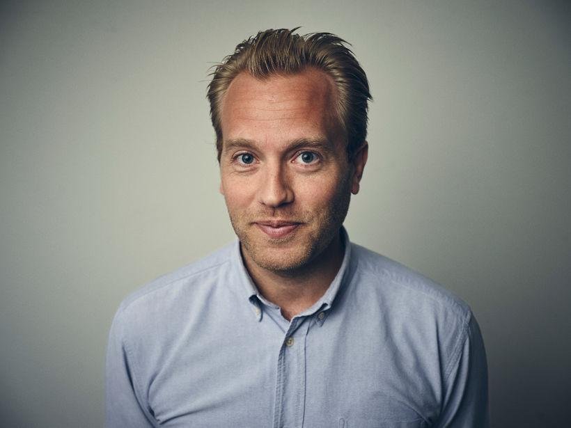 Benedikt Hauksson.