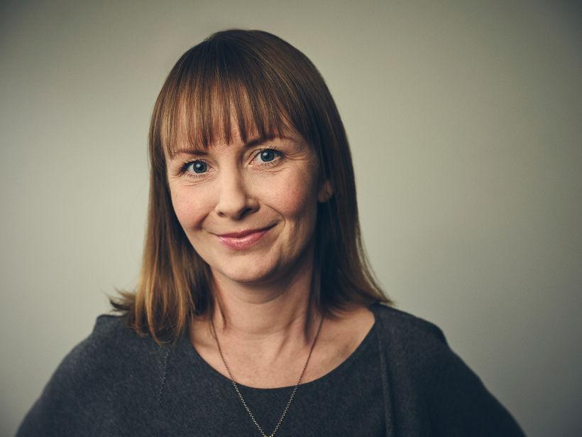 Linda Dögg Hlöðversdóttir, birtingastjóri.