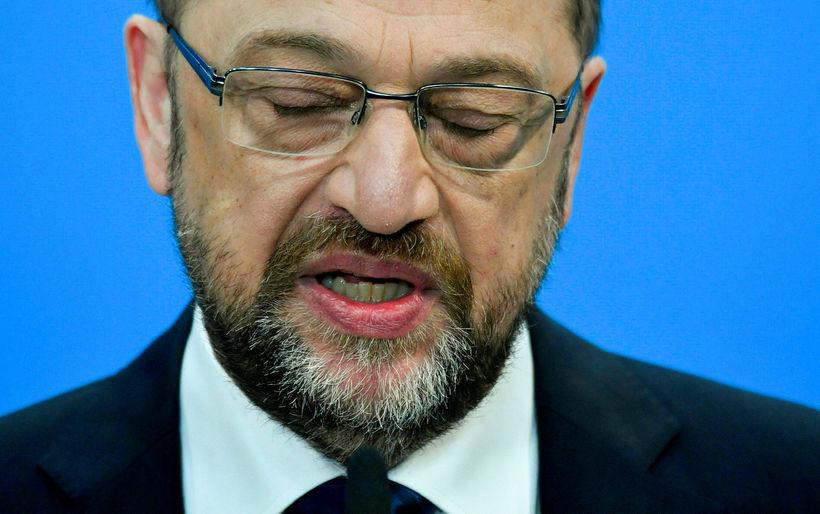 Martin Schulz.