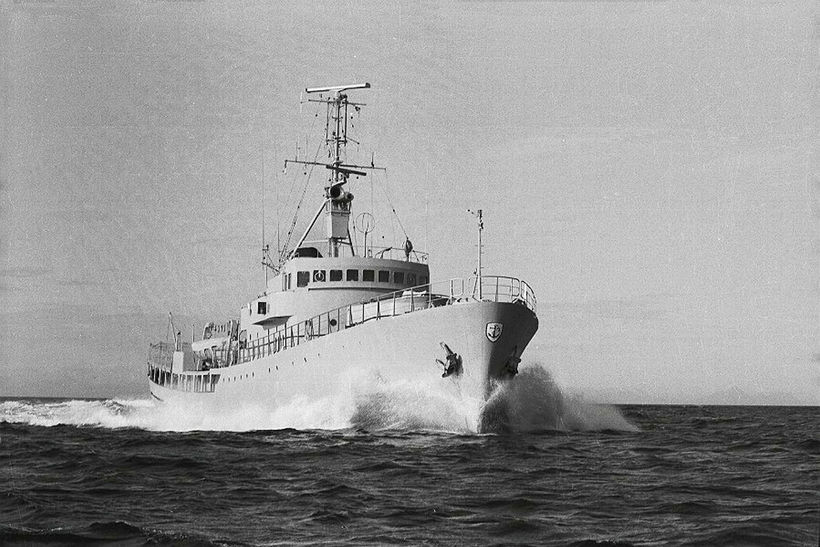 Óðinn var smíðaður árið 1959 og reyndist sérlega vel sem ...
