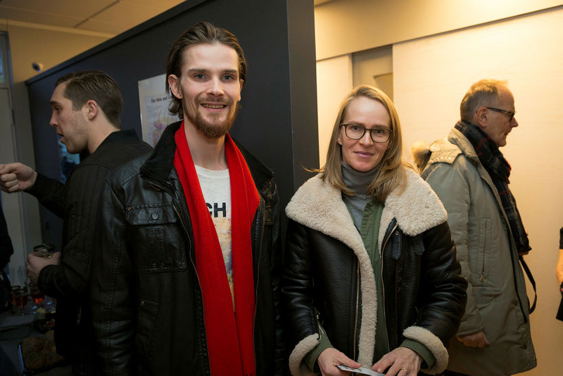 Benedikt Aron og Ása Kjartansdóttir.