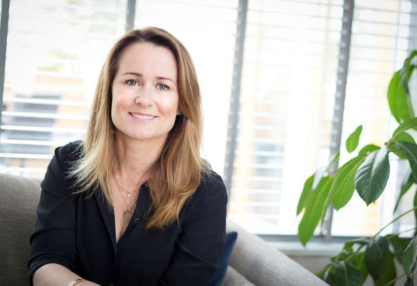 Brynja Baldursdóttir, framkvæmdastjóri Creditinfo.