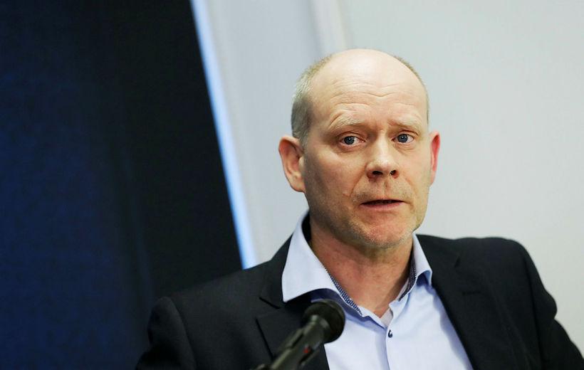 Karl Steinar Valsson yfirlögregluþjónn tekur við stjórn kynferðisbrotadeildarinnar.