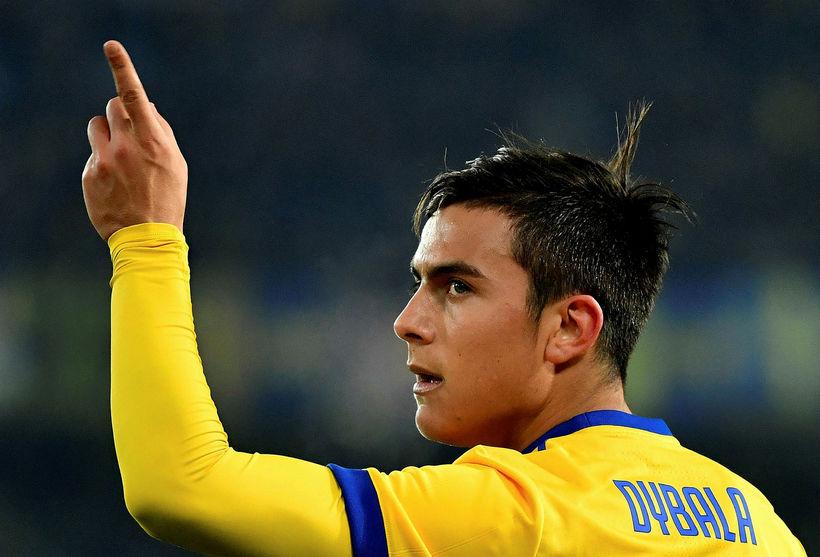 Argentínumaðurinn Paulo Dybala spilar ekki með Juventus í kvöld.