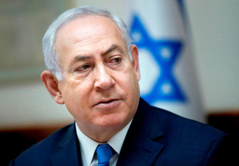 Benjamin Netanyahu á yfir höfði sér ákærur vegna spillingar.