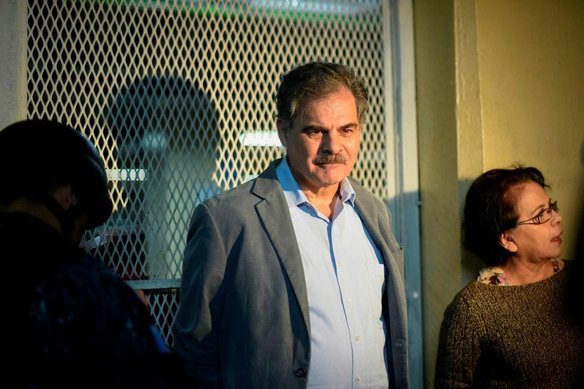 Juan Alberto Fuentes hefur verið handtekinn í Gvatemala, en hann ...
