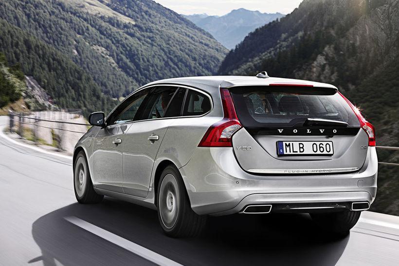 Volvo V60 er meðal þeirra tegunda sem hafa verið kallaðar ...