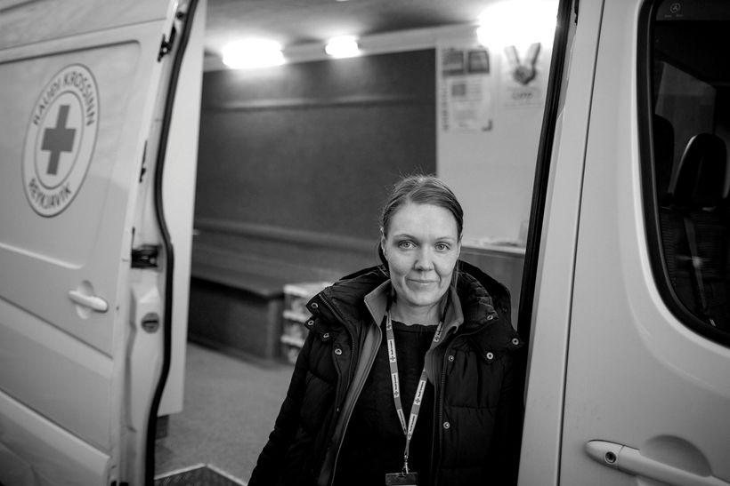 Svala Jóhannesdóttir, verkefnisstýra Frú Ragnheiðar, segir að þeim hafi fjölgað ...