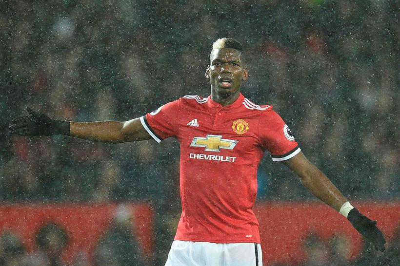 Tekst Paul Pogba að fara fyrir Manchester United með sama ...
