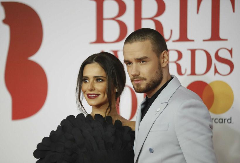 Cheryl og Liam Payne hættu saman í sumar.