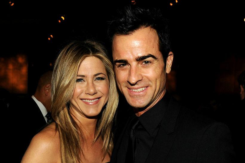 Jennifer Aniston og Justin Theroux hafa slitið sambandi sínu.