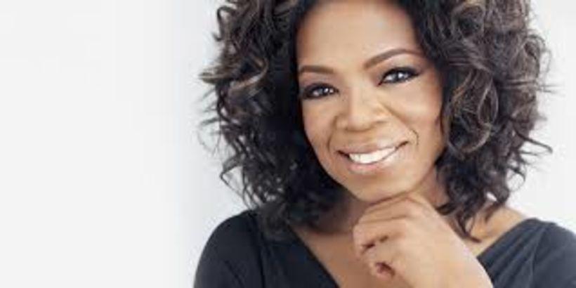Oprah Winfrey er þekkt fyrir að halda dagbók um hvað ...