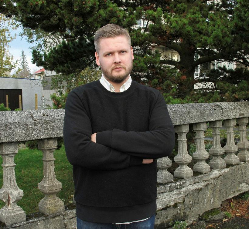 Anton Sigurðsson.