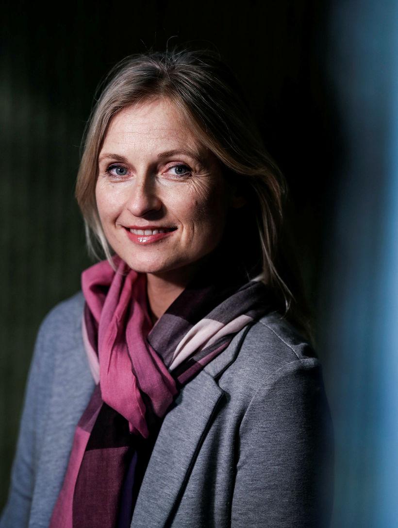 Þórgunnur Ársælsdóttir geðlæknir.