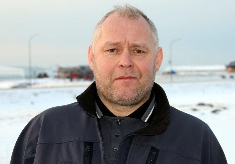 Hjálmar Hallgrímsson skipar efsta sæti listans.