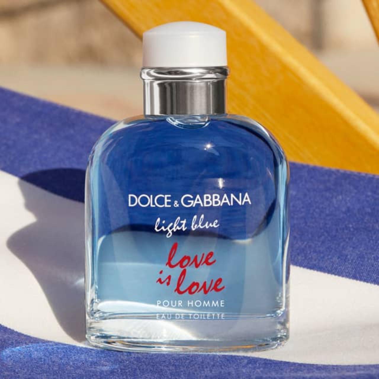 Dolce & Gabbana Light Blue Love is Love, 11.899 kr. …