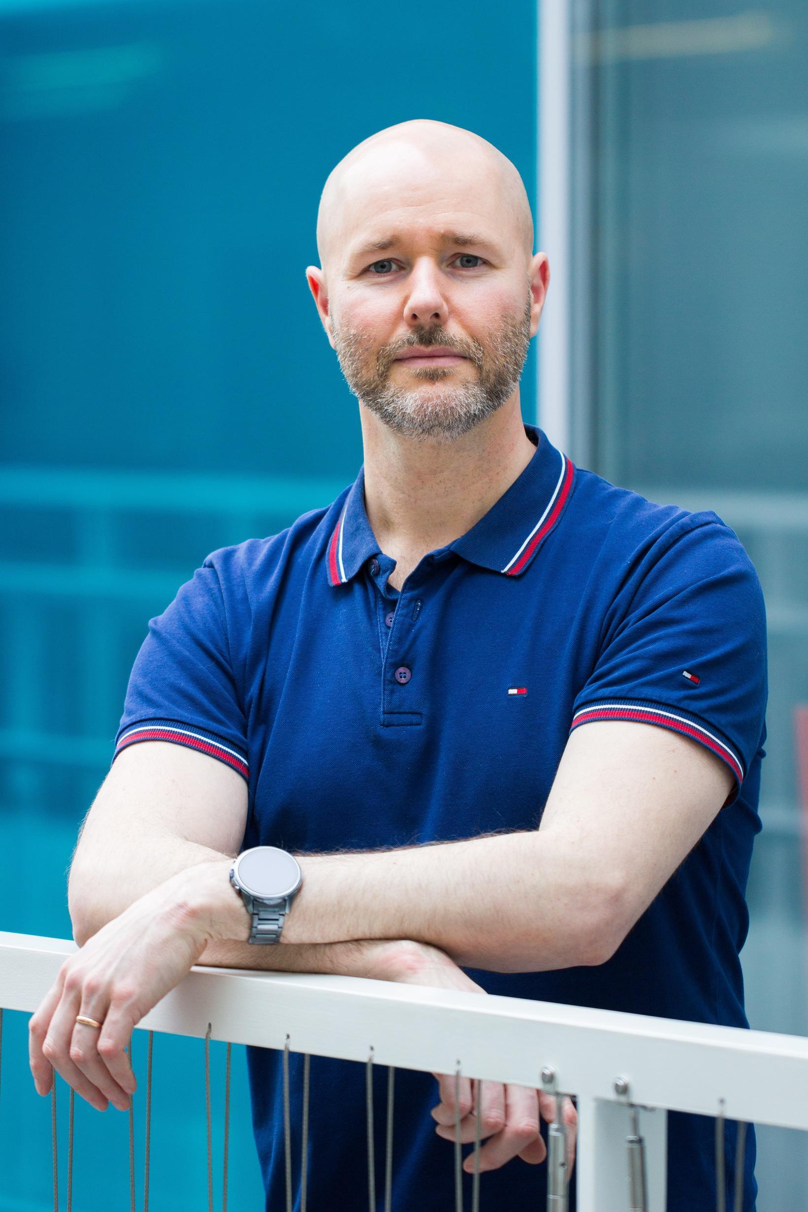 Hinrik Jósafat Atlason, stofnandi Atlas Primer og stundakennari við HR.