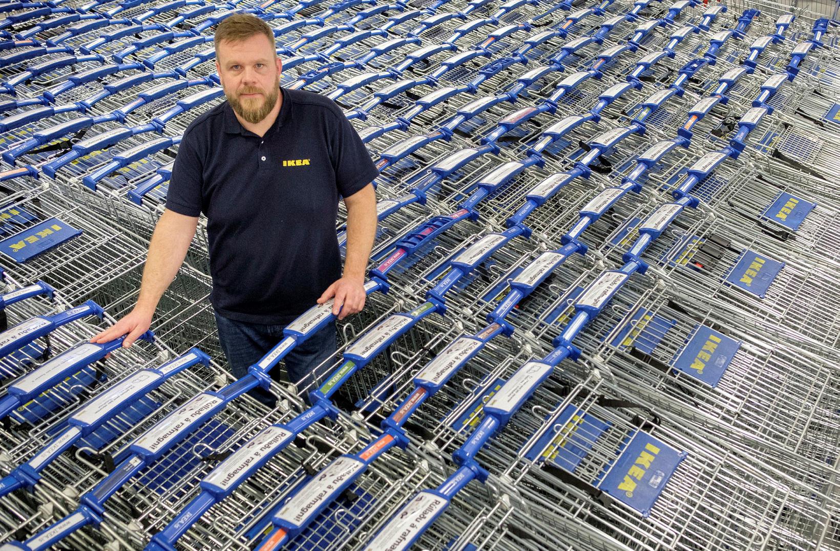 Stefán R. Dagsson, framkvæmdastjóri IKEA.