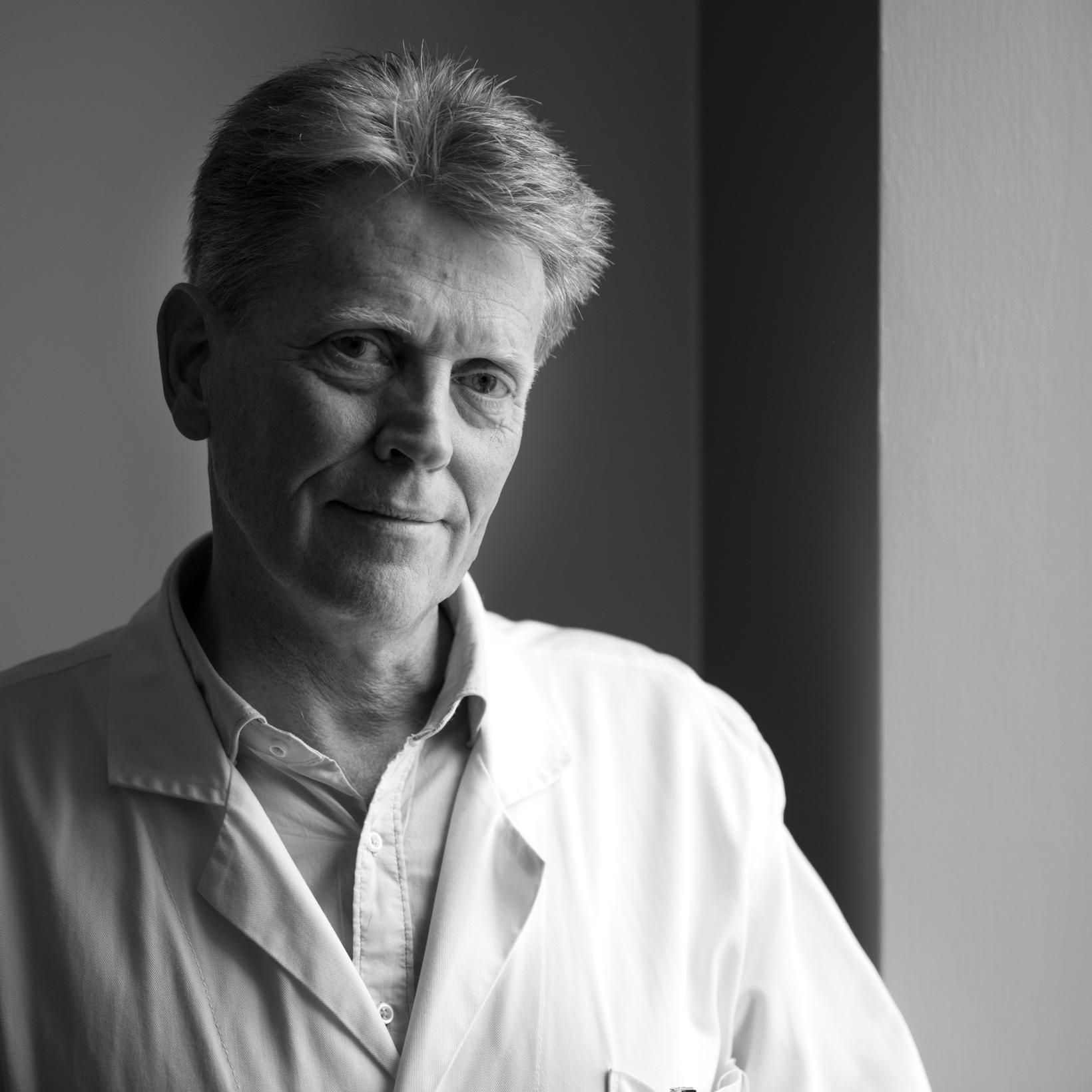 Már Kristjánsson, yfirlæknir smitsjúkdómadeildar Landspítalans.
