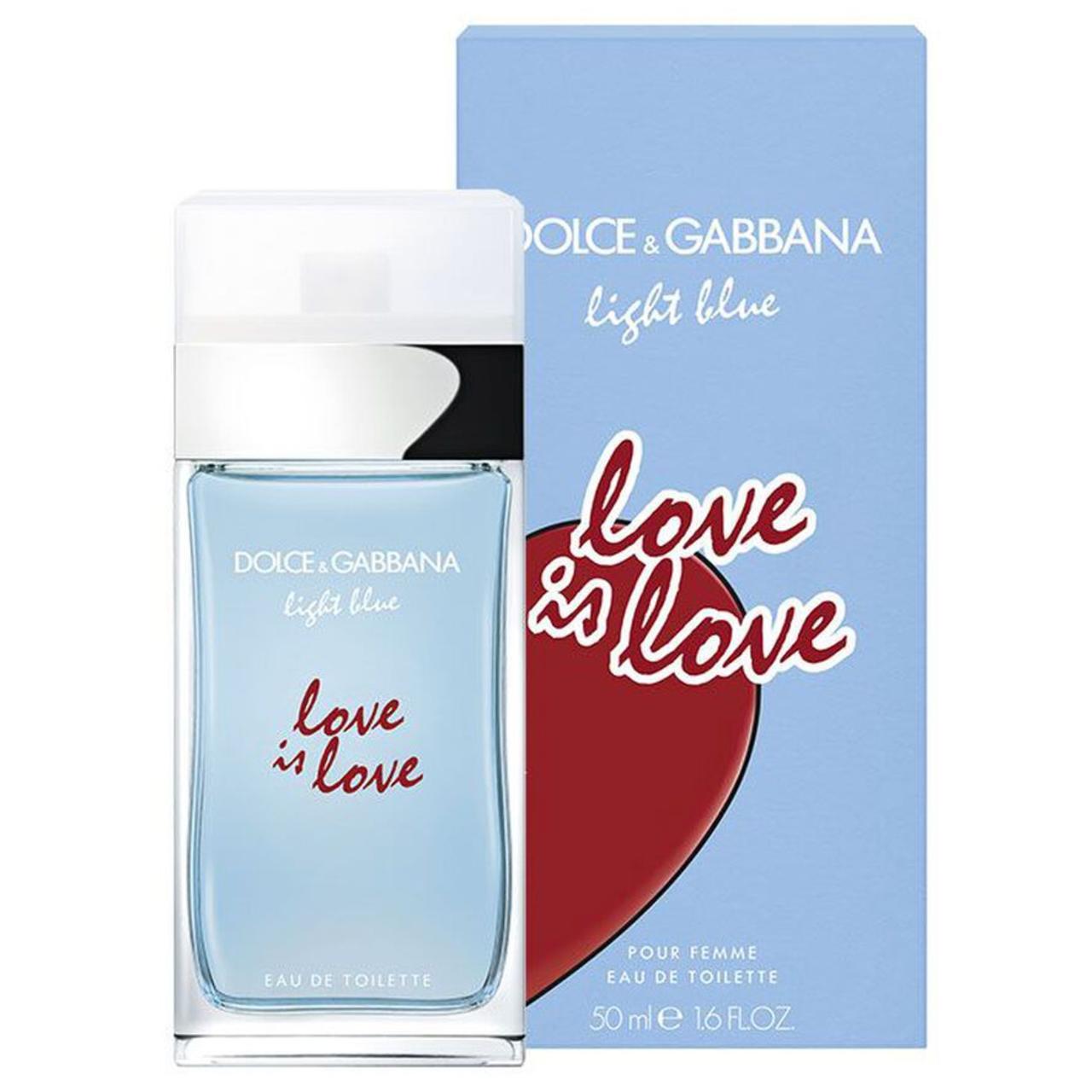 Dolce & Gabbana Light Blue Love Is Love, 12.299 kr. …