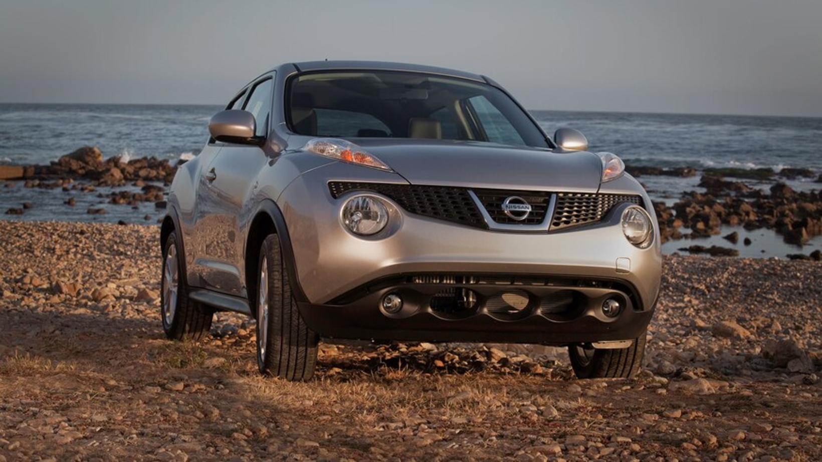 Nissan Juke, árgerð 2011