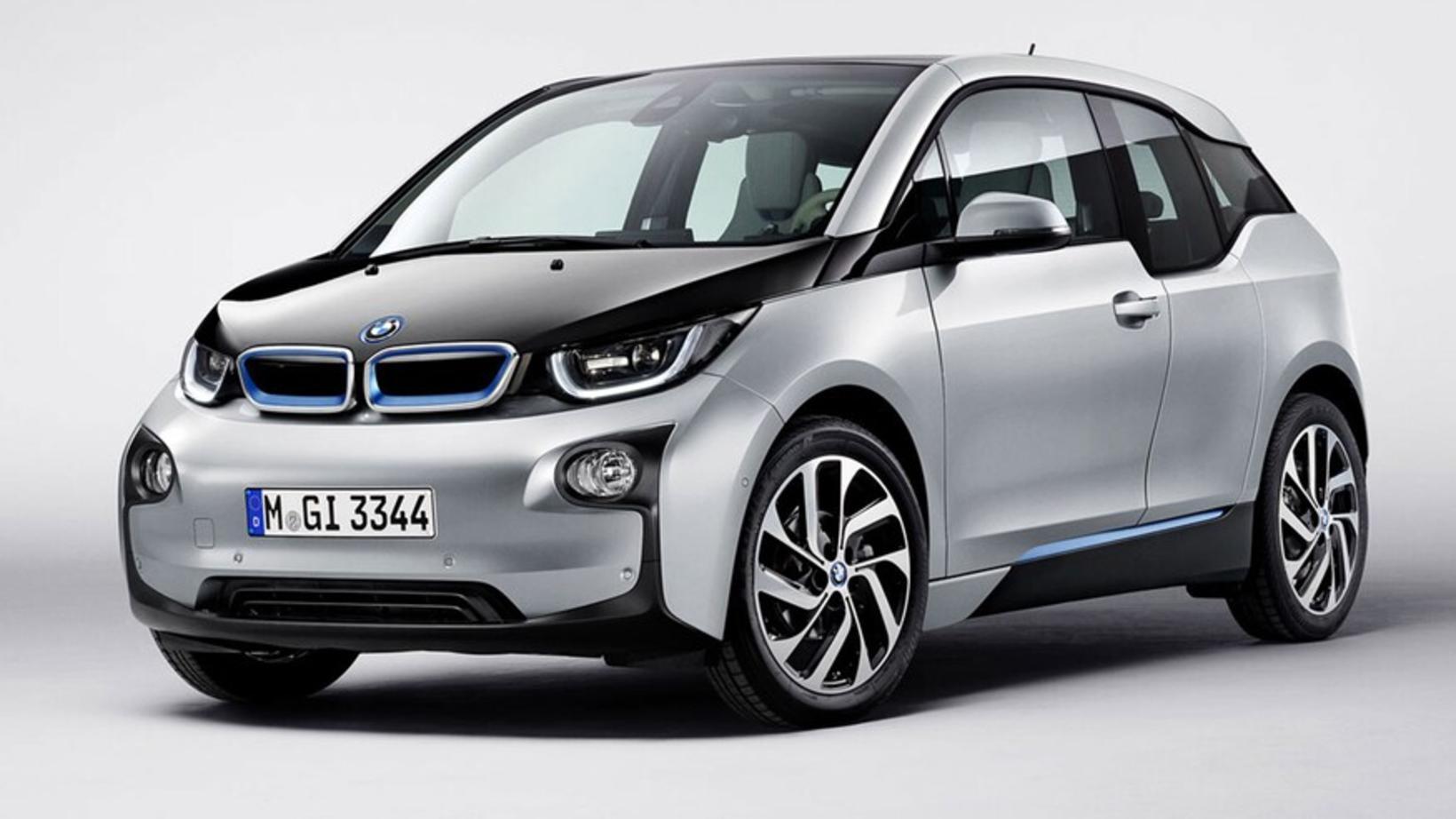 BMW i3, árgerð 2013
