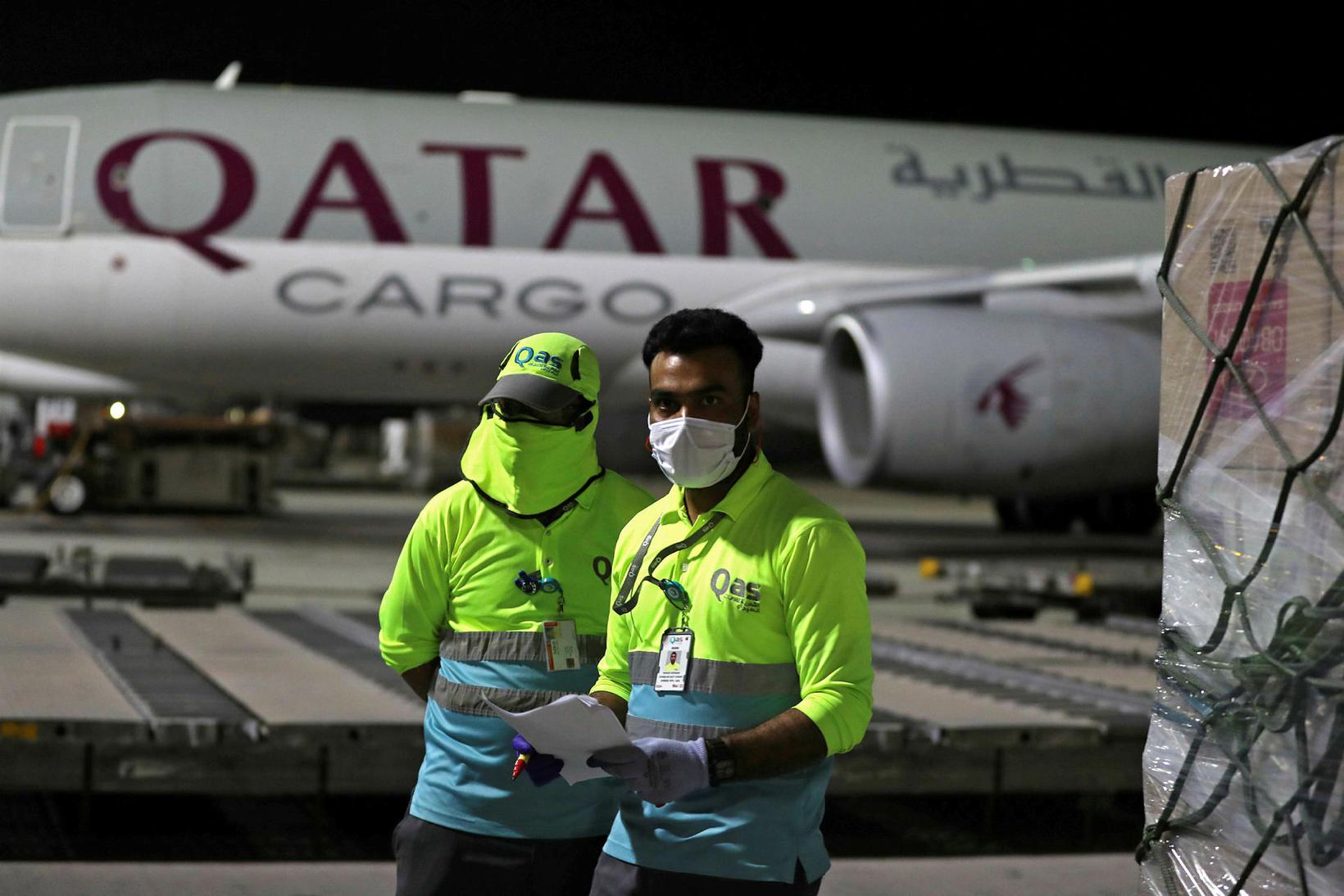 Qatar Airways hefur haldið áfram að fljúga til 30 áfangastaða …