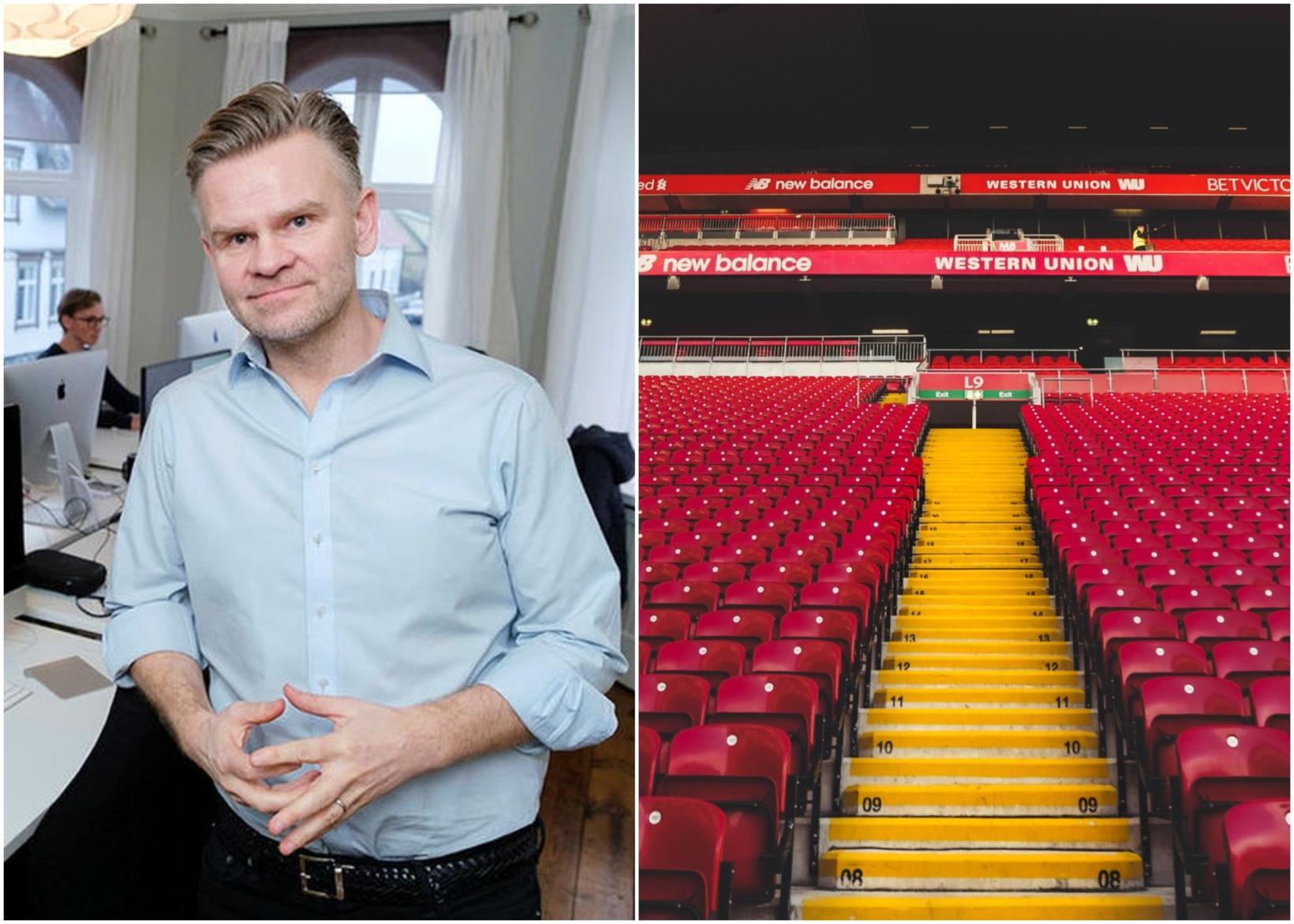 Guðjón Guðjónsson, framkvæmdastjóri OZ, segir hugbúnaðarfyrirtækið nú vinna stíft að …