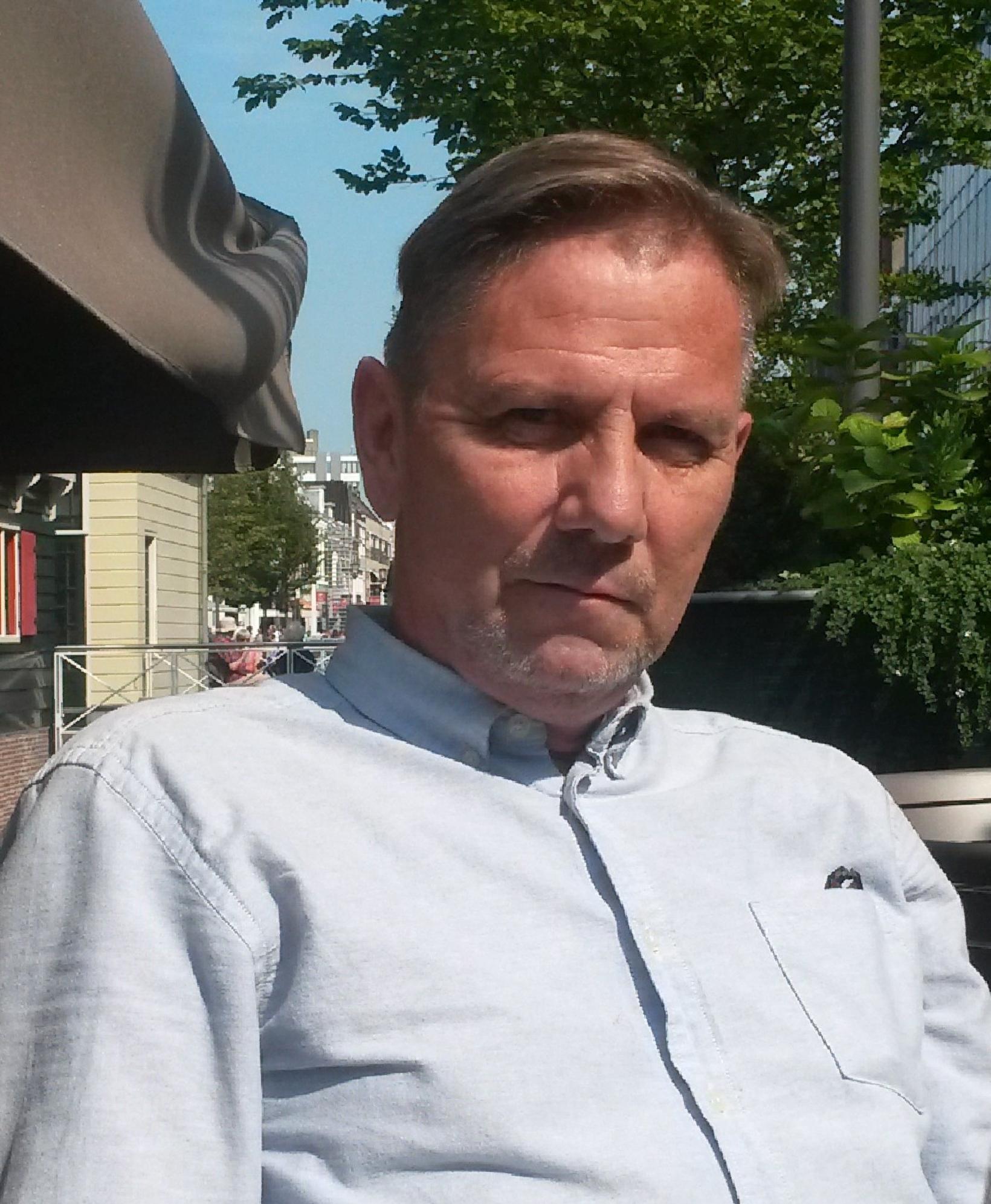 Jón Kristján Sigurðsson, ritstjóri hjá FÍB.
