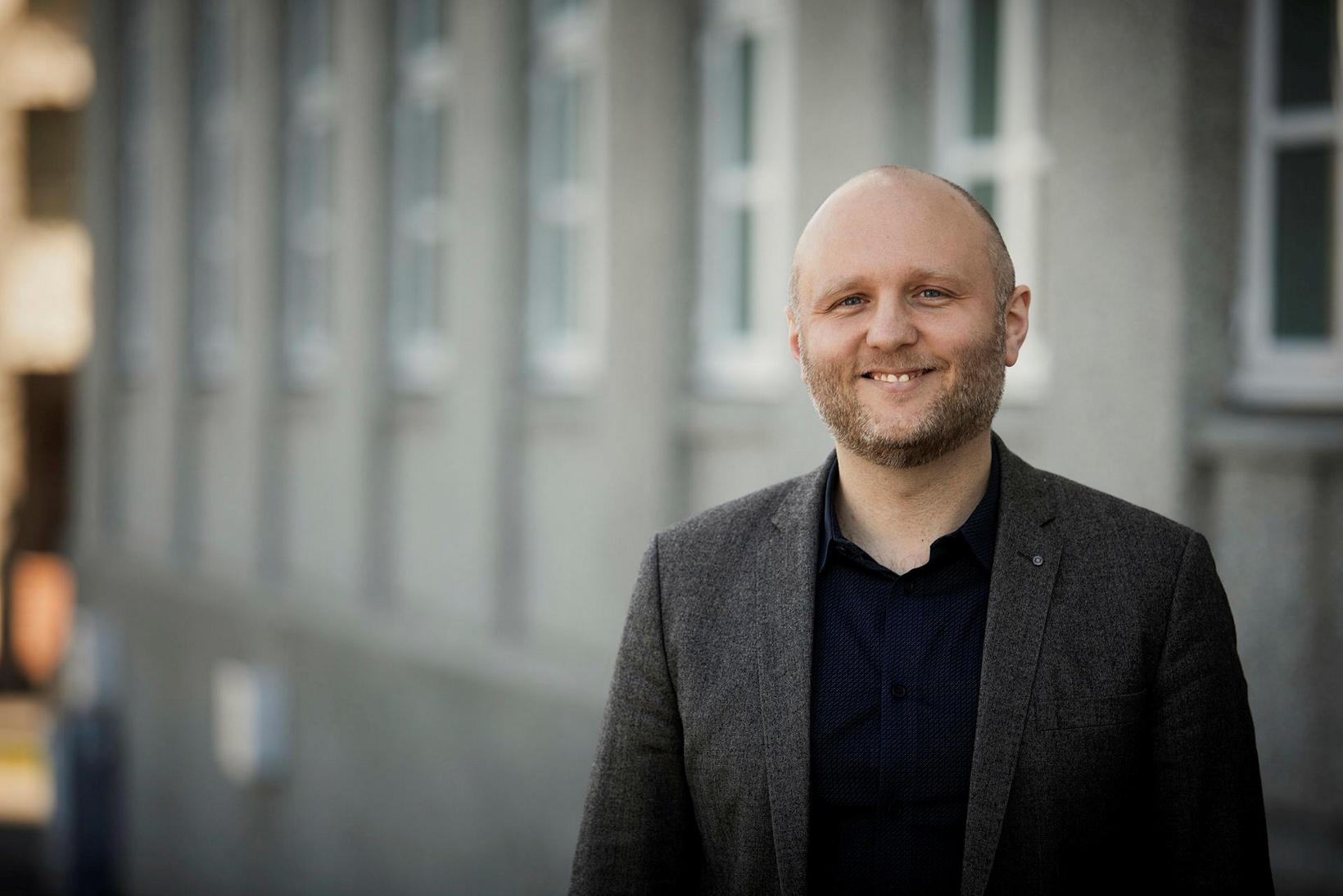 """""""Það eru auðvitað mörg þúsund ferðaþjónustufyrirtæki á Íslandi svo við …"""