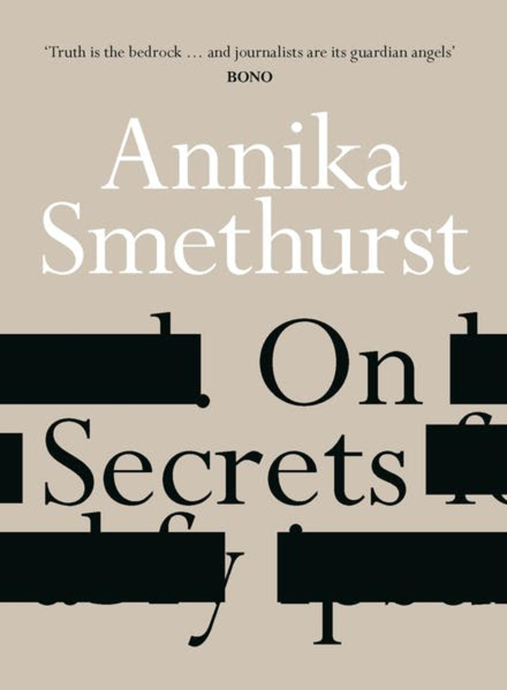 Bók Annika Smethurst um málið, On Secrets.