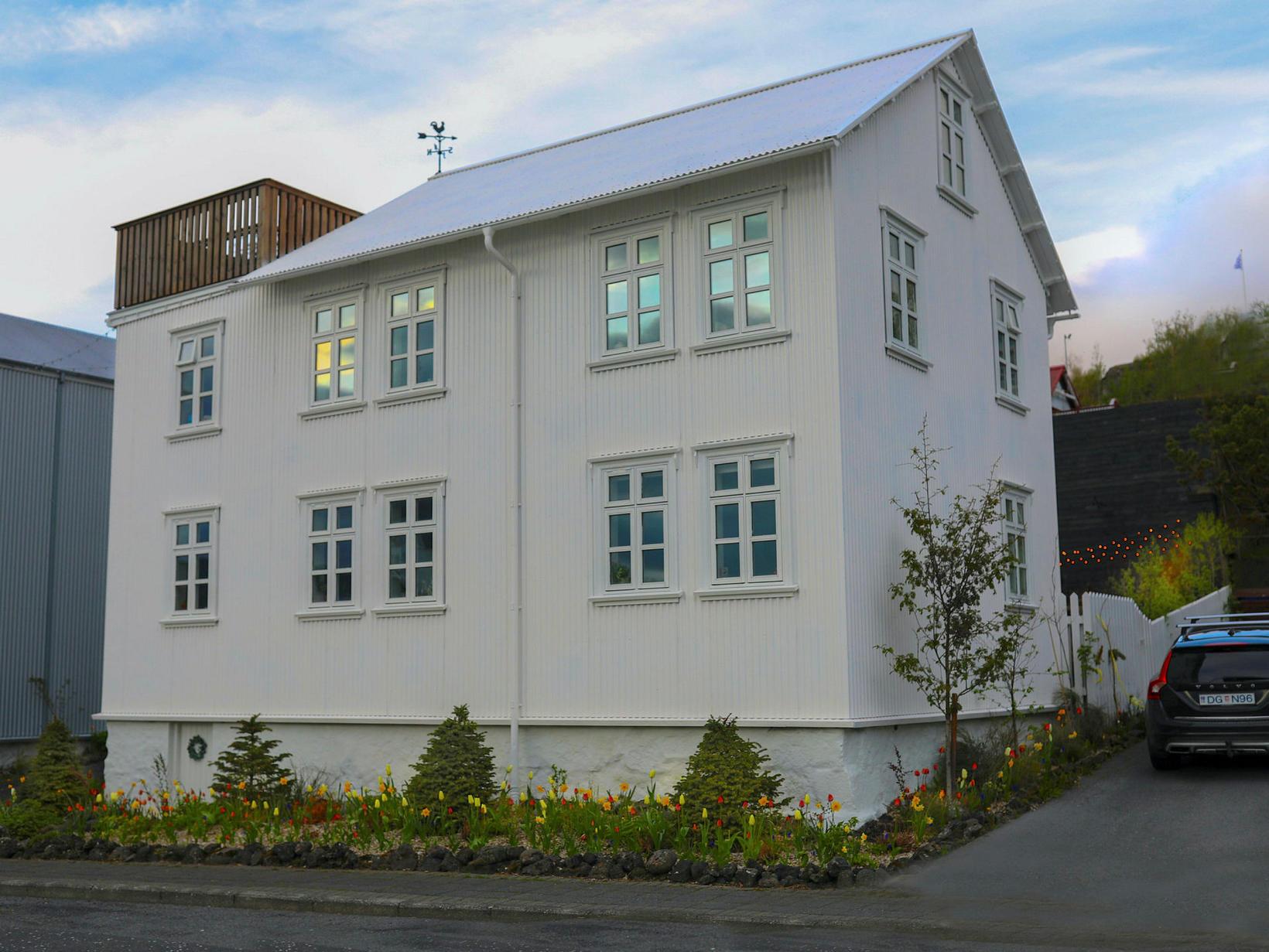 Húsin að Suðurgötu 6 9 í Hafnarfirði er með eindæmum …