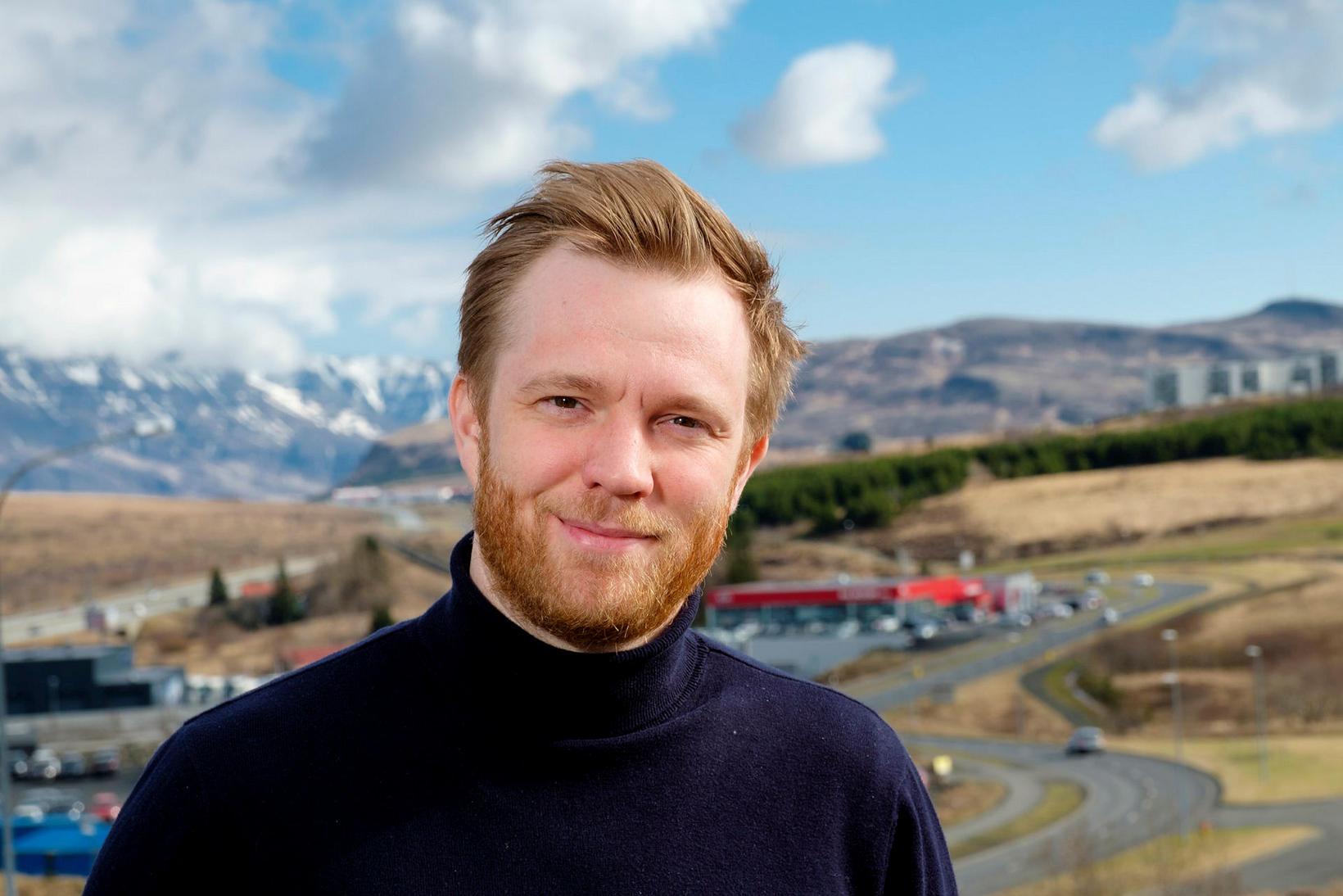 Garðar Stefánsson er stofnandi og framkvæmdastjóri Good Good.