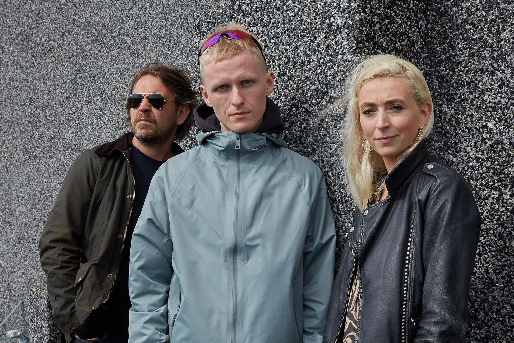 Þorleifur Arnar Arnarsson, Sturla Atlas og Ebba Katrín Finnsdóttir.